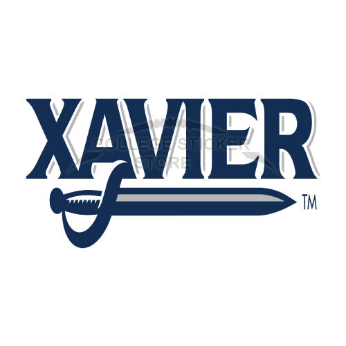 Diy Xavier Musketeers Iron-on Transfers (Wall Stickers)NO.7083