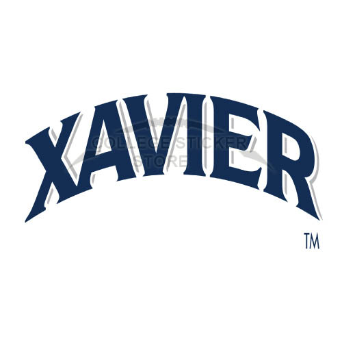 Diy Xavier Musketeers Iron-on Transfers (Wall Stickers)NO.7085