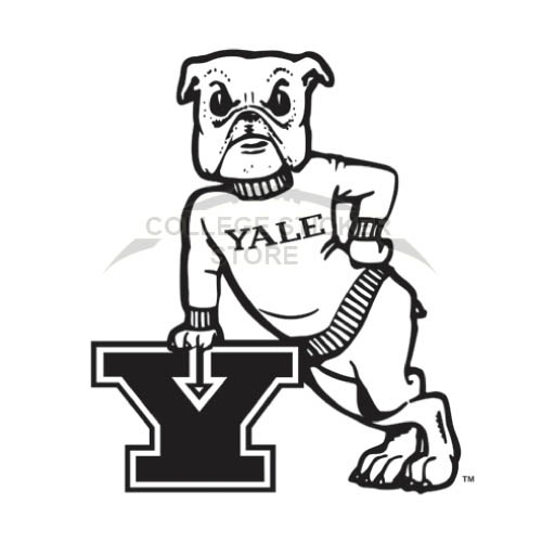 Diy Yale Bulldogs Iron-on Transfers (Wall Stickers)NO.7090