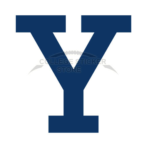 Diy Yale Bulldogs Iron-on Transfers (Wall Stickers)NO.7093